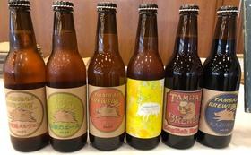 サンクスメール+篠山産クラフトビールのセット