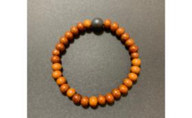 C|石王子石親玉の腕輪念珠