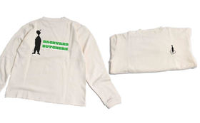 オリジナルロングTシャツ Sサイズ(★追加分)