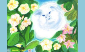 MARRY CALL  作 絵本キャラ名刺100枚(2種類)200枚