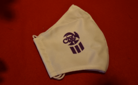 【15,000円】クラウドファンディング限定デザイン紋入りマスクコース