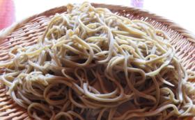 【体験】宿泊+手打ち蕎麦コースを味わう+農業体験