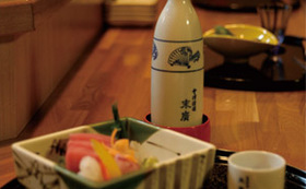 会津の酒-末廣- 純米大吟醸サムライフェスオリジナルラベル