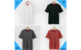 L|【グッズで応援】久米繊維工業謹製Tシャツ 色丸首