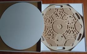 【購入して応援!】「標準迷路パズル」2セット(セット割引15%)