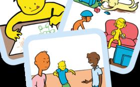 【先着10名・20%割】トーキングマット「子ども・青少年との対話」フルセット(日本語版)