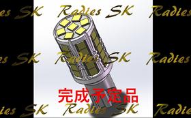 約6000ルーメンを誇るLEDです。 ※ルーメン値は変動の可能性有り  当店オリジナル設計爆光LED 日本で独占販売予定