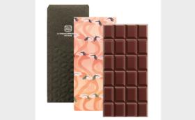 「口の中に入れると驚くほどの香りと コクが広がるチョコレートを」島根の銘店NANAIRO特製板チョコ