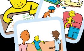 【HWフルセット既購入者限定】トーキングマット「子ども・青少年との対話」(日本語版)追加パック