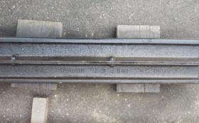 貴重部品コース|旧恵美須町駅ホームで使用されていた上屋レール柱