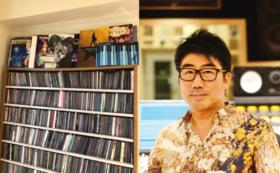 亀田私物CDプレゼント【MEET&GREET 20分】亀田誠治があなたにピッタリのCDをお選びしますコース
