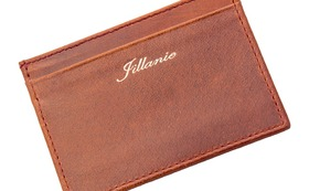 Minimalist Wallet Antique Brown Outlet