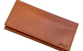 Long Wallet Antique Brown Outlet