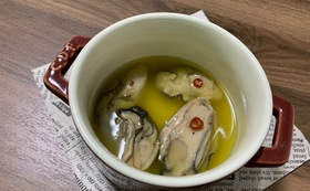 牡蠣オイル漬け5パックセット