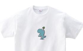 サンキューカード&新作ダイナソーTシャツ&ポストカード3枚