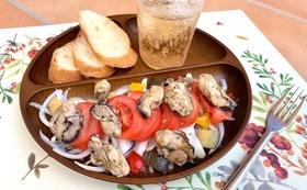 冷凍牡蠣1kg