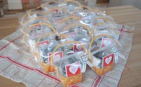 【ただただお菓子を届けたい!¥500コース☆】