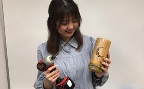 イベント時に使用する手作りの竹灯籠をお送りします!!