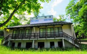 クランピング・パーク整備応援コース⑦ ラボランド宿泊20%割引クーポン&オリジナルステッカー付