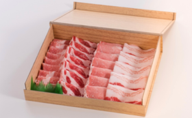 【5万円/グルメコース】しゃぶしゃぶ食べ比べセット
