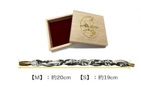 蛇革の三つ編みブレスレット