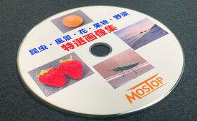 昆虫・風景・花・果物・野菜の特選画像集CD-ROM