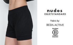 nudes - objetstandard メリノウール下着+お礼の手紙