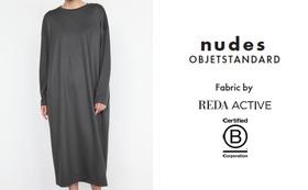 nudes - OBJETSTANDARD ポンチローマワンピース