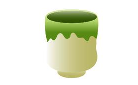 店舗で使用する窯元の陶器(銘入り)