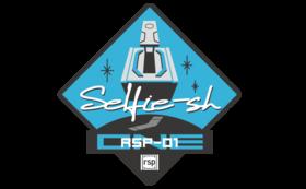 いつも心にBE Selfie-sh! RSP-01ミッションワッペンシール