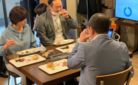 【法人向け】新しい会食の形にご支援