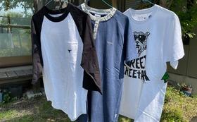 国内外で人気のストリートブランドのTシャツ1枚をプレゼント。