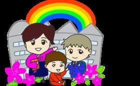 広島朝鮮初中高級学校創立75周年記念クリアファイル