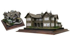 F 古河邸 全体模型