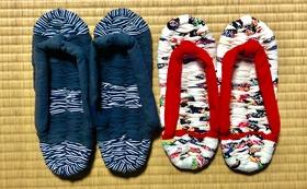 大湫町のおばあちゃんが作った布草履(ペア)