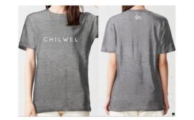 CHILWEL ロゴ入りTシャツ