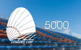 <All Comers Cup> 5千円応援コース