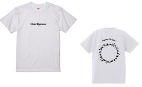 #SaveMyanmar Tシャツ