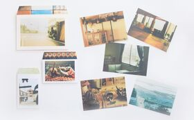 E|【写真家/鈴木さや香】浜田の写真封筒セット