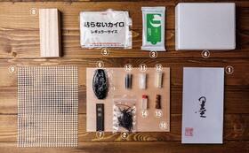 オンライン奈良墨職人体験 + 香り墨Asuka 1点 | 10000円コース