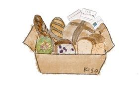 季節のパンとコーヒーお届け便(2回)