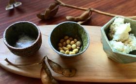 【農産物】自然栽培・お味噌仕込みセット