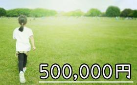 発達障がい、ADHD、自閉症、持病がある子どもたちに<500000円(企業名なし)応援プラン>