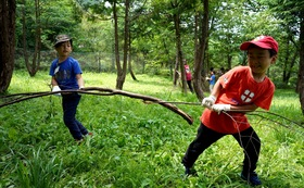 子どもたちにキャンプ体験を!応援3,000円プラン