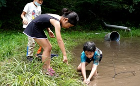 子どもたちにキャンプ体験を!応援30,000円プラン