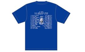 選手デザインTシャツ