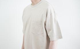 抗菌・抗ウィルス機能素材[CLEANSE]:ik-30ベージュunisexTシャツ