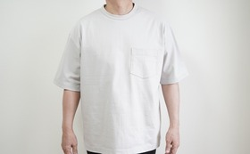 抗菌・抗ウィルス機能素材[CLEANSE]:ik-31SグレーunisexTシャツ