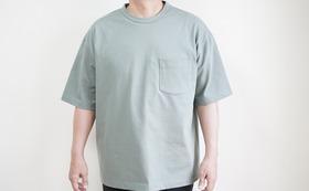 抗菌・抗ウィルス機能素材[CLEANSE]:ik-33グリーンunisexTシャツ