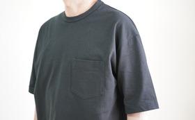 抗菌・抗ウィルス機能素材[CLEANSE]:ik-34ブラックunisexTシャツ
